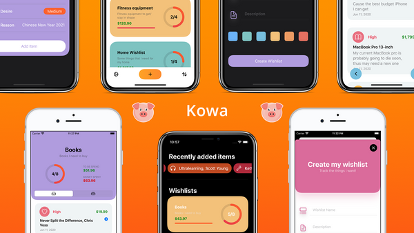 It's time to fix wishlists. Use Kowa.