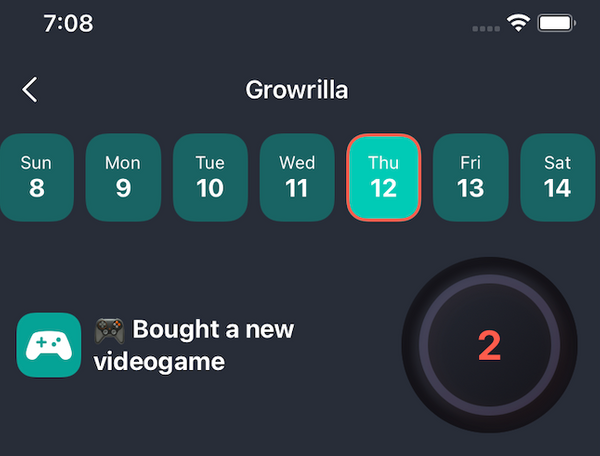 Day #63 | Updating Home UI for Growrilla