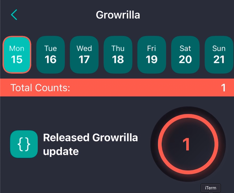 Growrilla 1.6.0 released