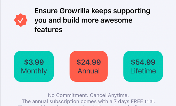 Growrilla Subscriptions | Day #77